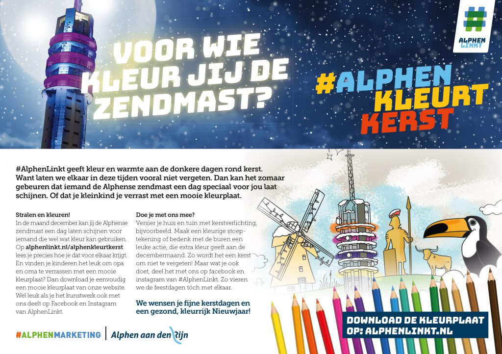 45687 Advertentie alphenkleurkerst 264 x 186mm.indd